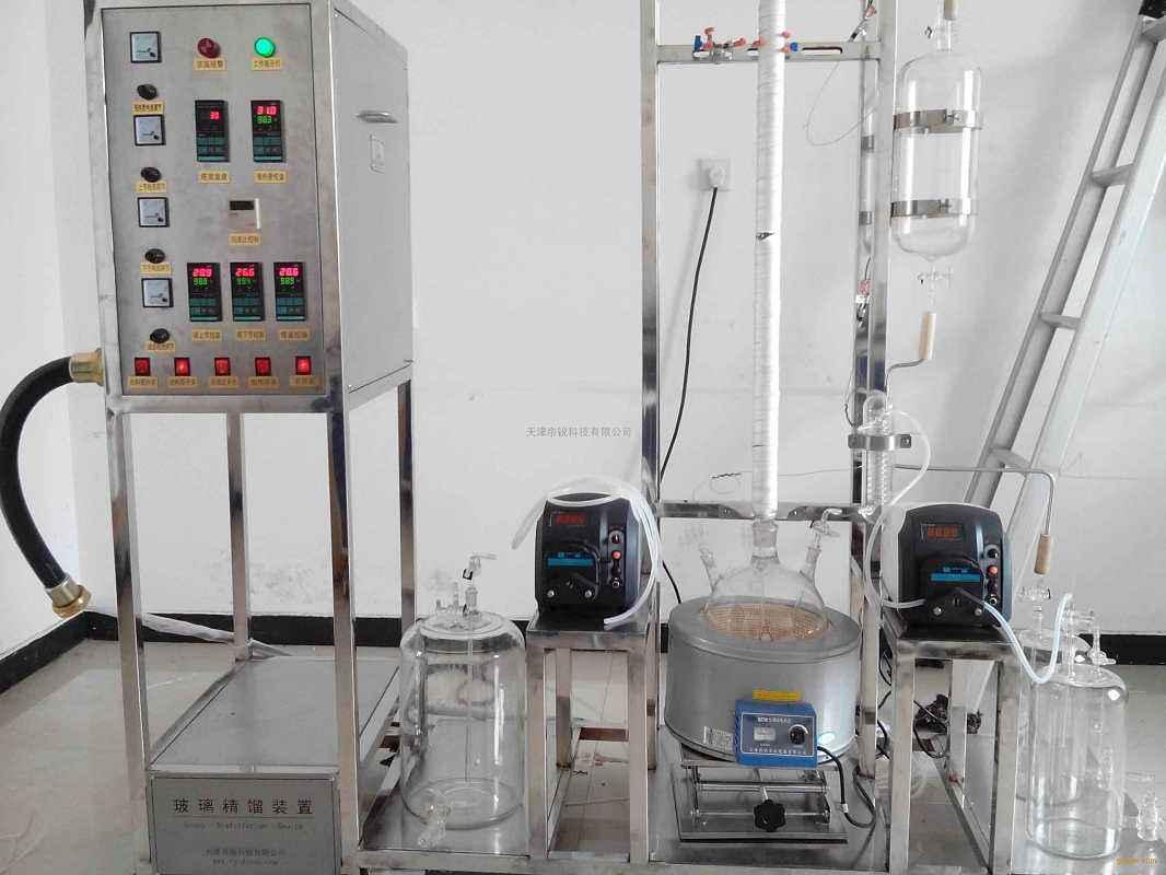 玻璃加热装置/玻璃精馏塔加热方案